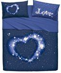 Completo letto copripiumino matrimoniale bassetti love is - Guarnizione finestra condizionatore ...