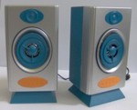 2 Mini Speaker coppia casse per PC MP3 Smarthphone Ipod Stereo speaker system