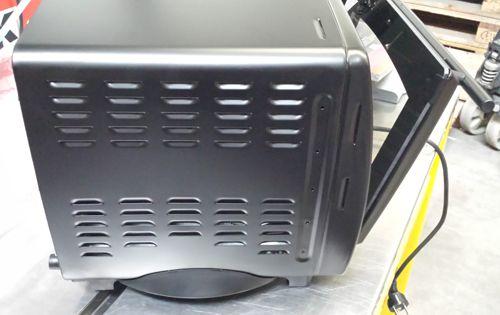 ofen elektro ofen licht intern 28 l 1500w luftig drehspie grill sirge ebay. Black Bedroom Furniture Sets. Home Design Ideas