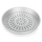 Contenitore di alluminio bucherellato per cotture a VAPORE