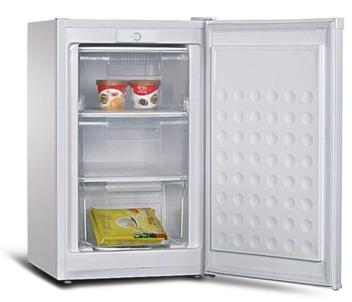 Sirge mini congelatore freezer 75 litri 3 cassetti classe for Frigoriferi profondita