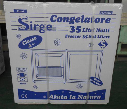 Mini Congelatore Freezer 35 Litri Classe A+