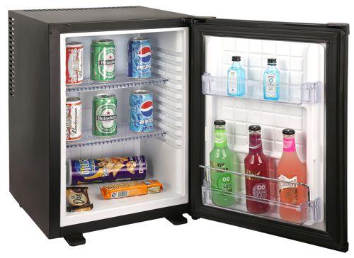 Sirge frigorifero 35 litri silenzioso 0db senza compressor - Frigorifero da camera ...
