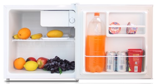 Piccolo Frigo Da Ufficio : Sirge frigorifero 43 litri con ghiacciaia classe a frigoba