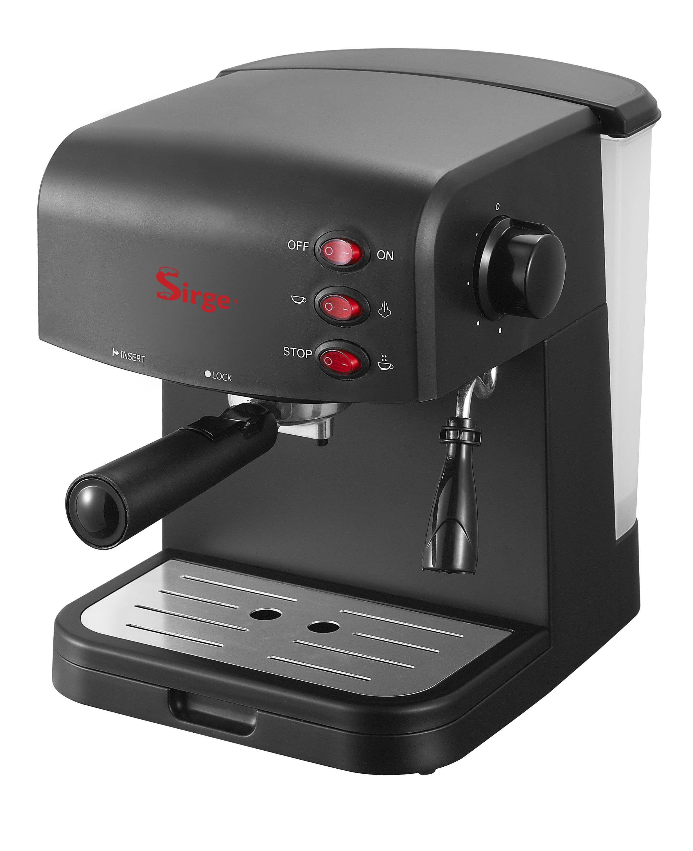 Sirge macchina per caffe espresso e cappuccino caffe in po - Macchina del caffe bar ...