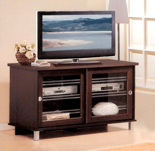 Mobile porta tv televisore lcd arredo wenge giorno for Mobili ufficio wenge