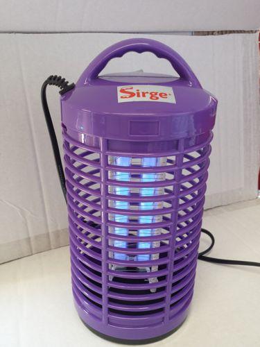 Zanzariera elettrica 8 Watt Zanzi Sirge
