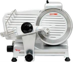 Affettatrice Professionale Semi Automatica 22 cm 280 Watt con 3 protezioni di sicurezza