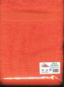 Asciugamani Coppia Spugne 40x60cm e 60x110cm 450gr/mq SPUGNE13
