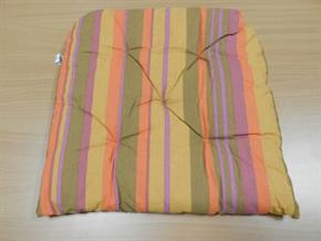 Cuscino coprisedia con velcro coordinato 40 x 40 cm 03