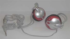 2 coppie di Cuffia Stereo 3 Vie con controllo del volume