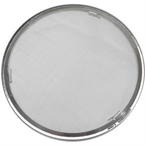 Filtro per Friggitrice ad Aria Sirge FryLight - filtro PARASCHIZZI in acciaio inox anti schizzi di grasso con bordo rinforzato FACILE DA MONTARE
