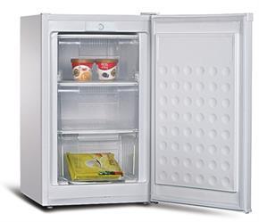 Congelatore Freezer 75 Litri Classe Energetica A+ COMPATTO 48,5 larghezza x 51 profondita x 85,5 altezza cm