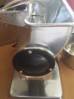 Gratta formaggio Grattugia Professionale Grattaformaggio 550 Watt POTENTISSIMO Grattugia elettrica con rullo in acciaio inox