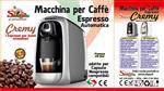 Macchina semiAutomatica per Caffe Espresso a capsule NESPRESSO e compatibili Expresso 20 bar