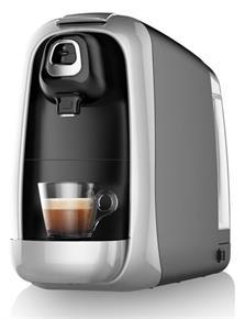 Macchina per Caffe Espresso SemiAutomatica Capsule Nespresso e compatibili Pompa 20bar