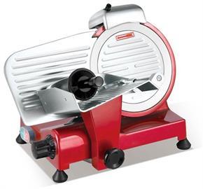 Affettatrice Professionale RedEdition Semi Automatica 25 cm 320 Watt con 3 protezioni di sicurezza ROSSA