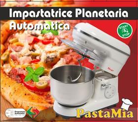 Impastatrici friggitrici ad aria macchine caffe e pasta fresca sirge - Impastatrice per pasta fatta in casa ...