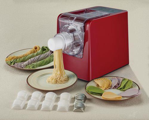 Macchina elettrica per fare la pasta fresca con 14 dischi ravioli 300w sirge ebay - Macchina per fare la pasta in casa ...