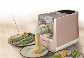 Macchina Automatica o Manuale per fare la pasta fresca in casa con tutti i tipi di farina e tipi di liquidi 300 Watt - 14 tipi di pasta + Ravioli
