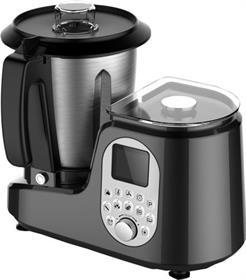 Robot da Cucina Multifunzione con 20 Programmi Automatici + Bilancia 5Kg + 12 Velocita + Temperatura fino a 120C