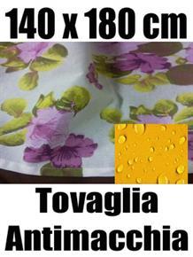 Tovaglia antimacchia 140 x 180 cm 100% cotone idrorepellente 02