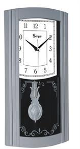 Orologio a Pendolo Crow 350 Silver