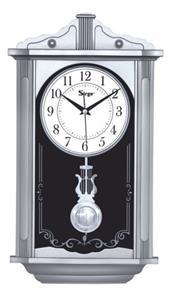 Orologio a Pendolo Crow 360 Silver